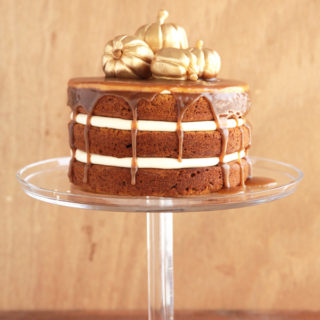 The Ultimate Pumpkin Cake