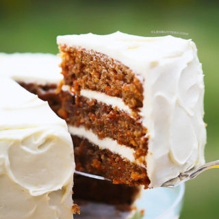 Incredible Carrot Cake with Cream Cheese Frosting