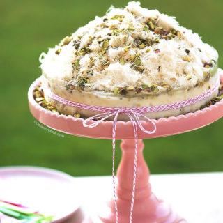 Ghazal Beirut Ice Cream Cake