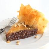 Nutella Hazelnut Baklava Pie