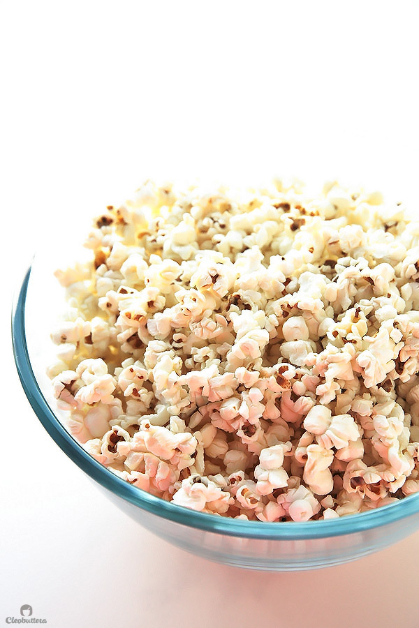 Perfect Stove-Top Popcorn