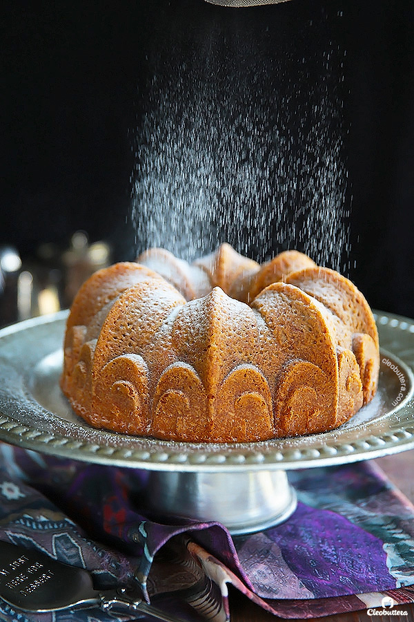 Moist and Tender Marble Cake Cleobuttera