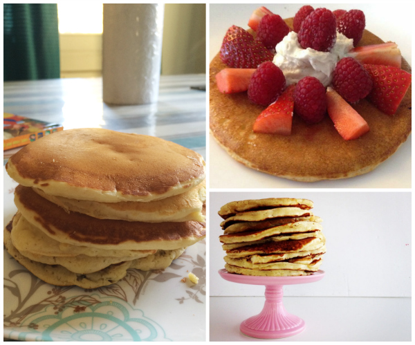 Perfect Pancakes (Baking Buddies)