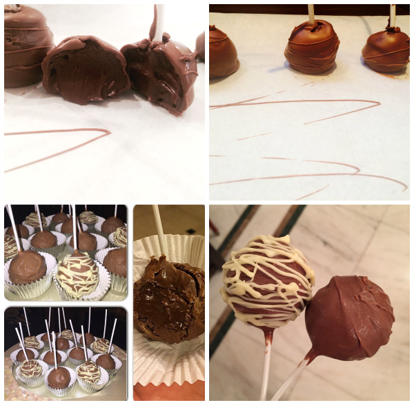 Molten Nutella Pops (Baking Buddies)