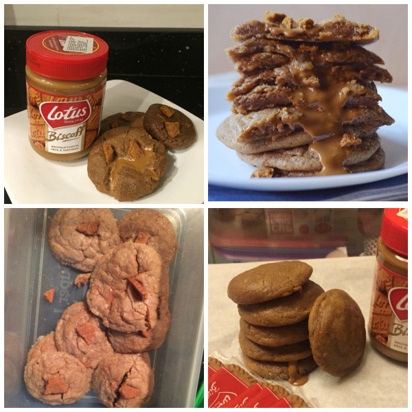 Biscoff Explosion Cookies (Baking Buddies)