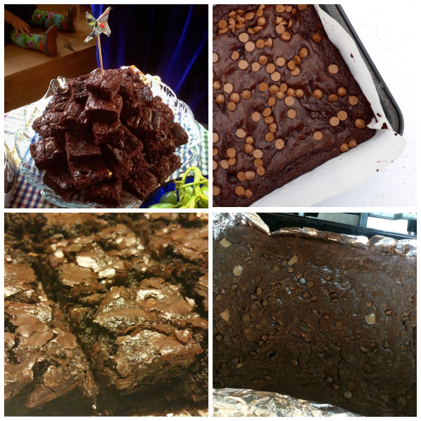 Super Fudgy Better than the Box Brownies (Baking Buddies)