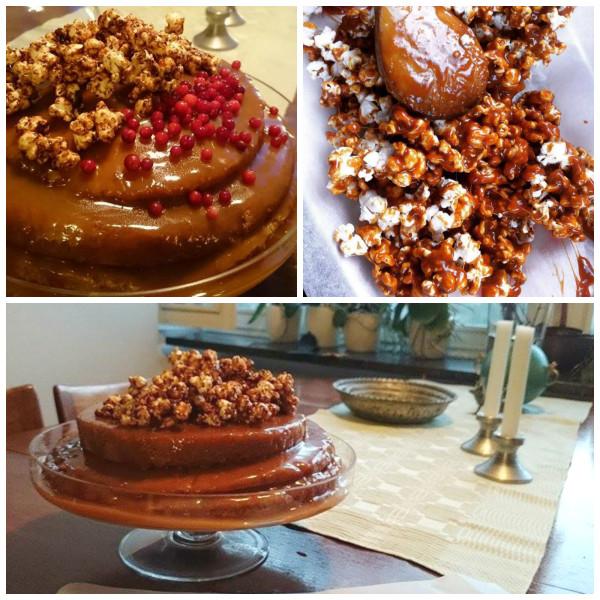 The Perfect Caramel Cake (Baking Buddies)