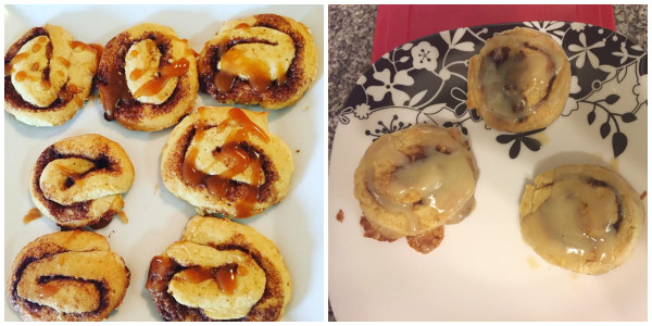 Browned Butter Cinnamon Roll Cookies (Baking Buddies)
