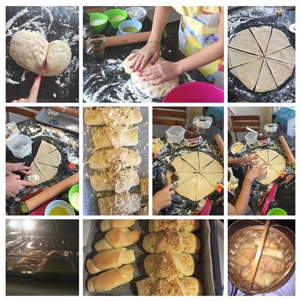 Heavenly Crescent Rolls (Baking Buddies)