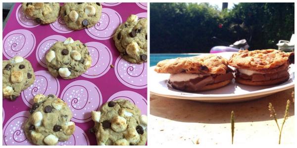 S'mores Cookies (Baking Buddies)