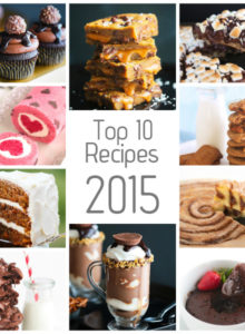 Cleobuttera Readers' Top 10 Favorite Recipes of 2015!