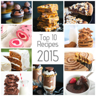 Your 10 Favorite Recipes of 2015