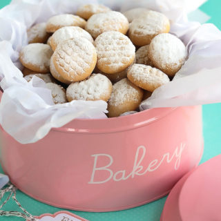 Fabulous Kahk (Eid Cookies)