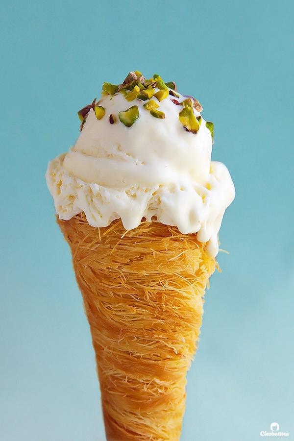 cone afa ice cream cleobuttera